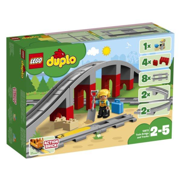 LEGO® DUPLO® 10872 Most a koleje