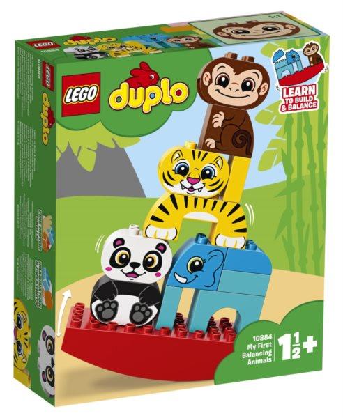 LEGO® DUPLO® 10884 Moje první houpací zvířátka