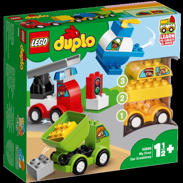 LEGO® DUPLO® 10886 Moje první vozidla