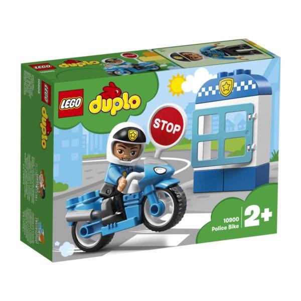 LEGO® DUPLO® 10900 Policejní motorka