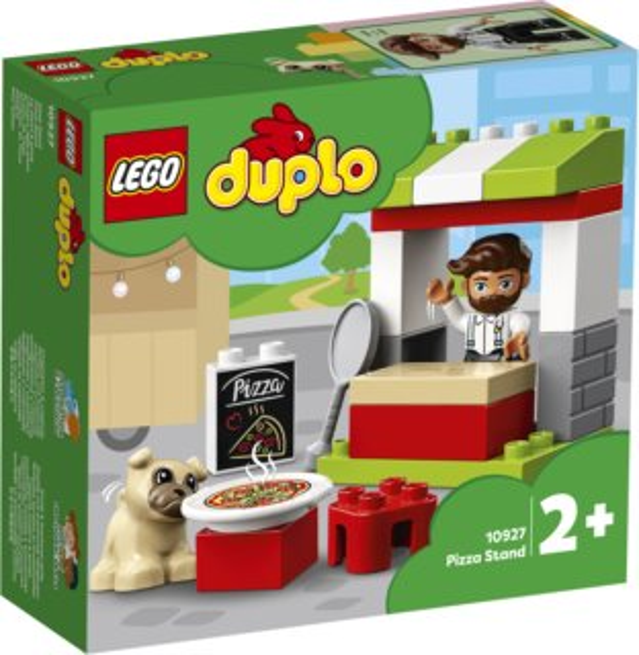 LEGO® DUPLO® 10927 Stánek s pizzou