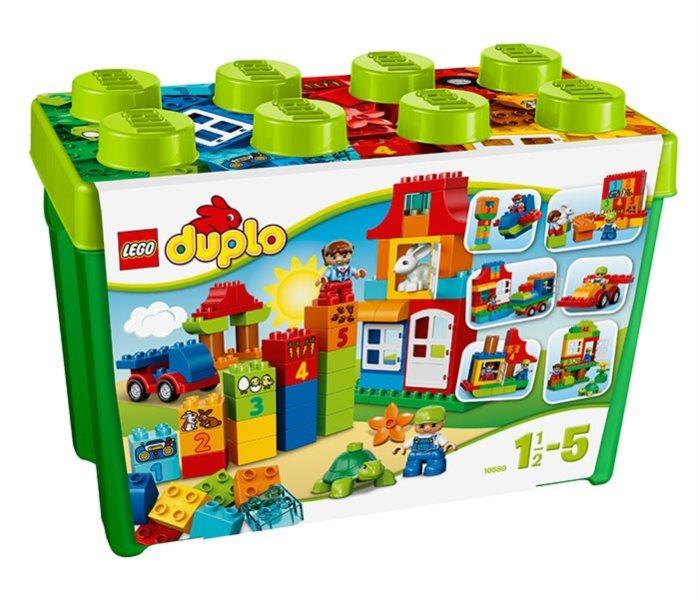 Stavebnice LEGO® DUPLO®10580 Zábavný box Deluxe