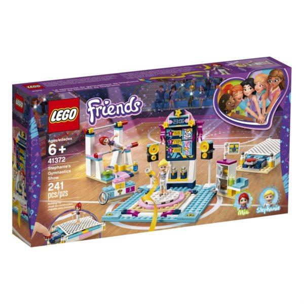 LEGO® Friends 41372 Stephanie a gymnastické představení