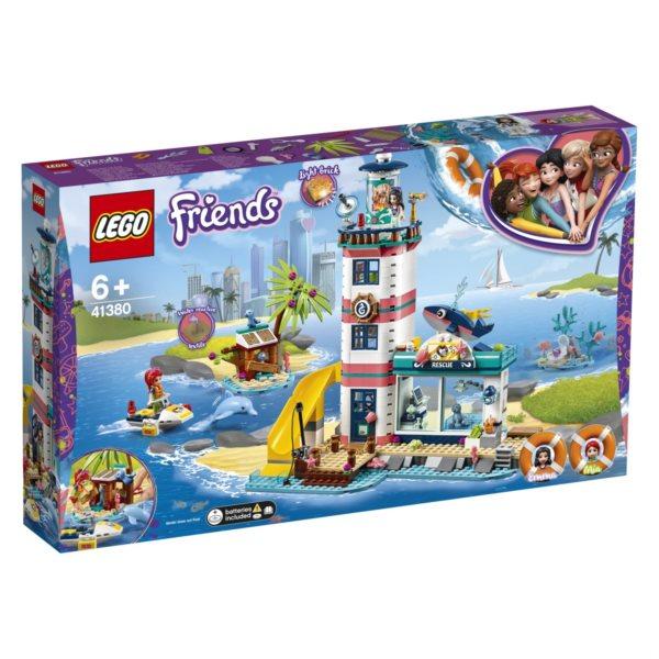 LEGO® Friends 41380 Záchranné centrum u majáku