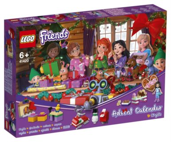 LEGO® Friends 41420 Adventní kalendář