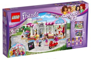 LEGO® Friends 66539 (Super Pack 3v1)