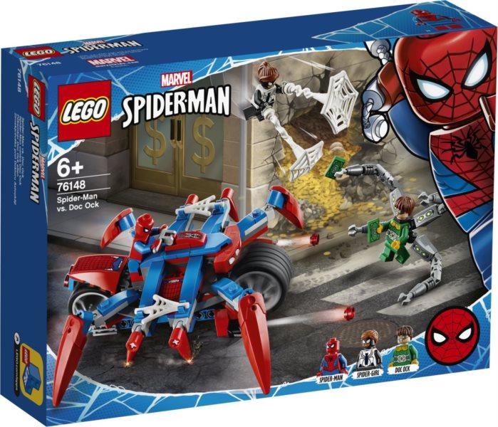 LEGO® Marvel Avengers 76148 Spider-Man vs. Doc Ock