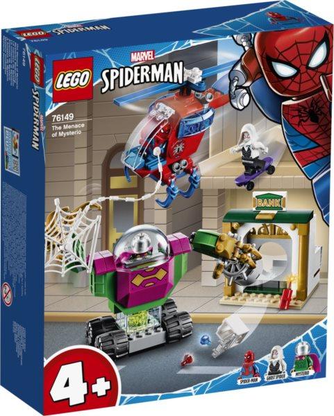 LEGO® Marvel Avengers 76149 Mysteriova hrozba