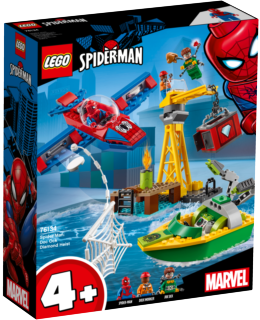 LEGO® Marvel Spider-Man 76134 Doc Ock a loupež diamantů