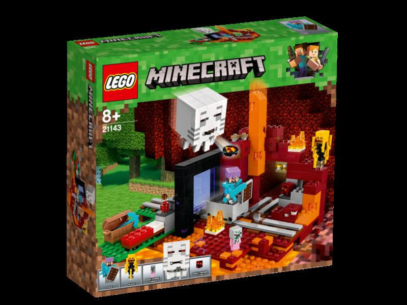 LEGO® Minecraft™ 21143 Podzemní brána