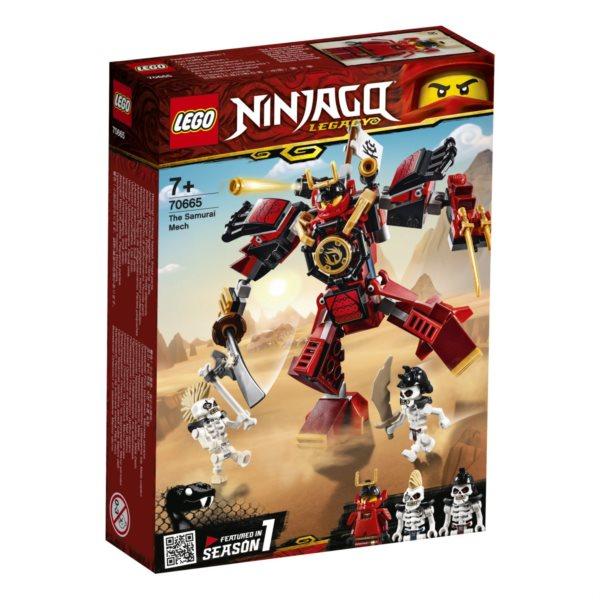 LEGO® NINJAGO® 70665 Samurajův robot