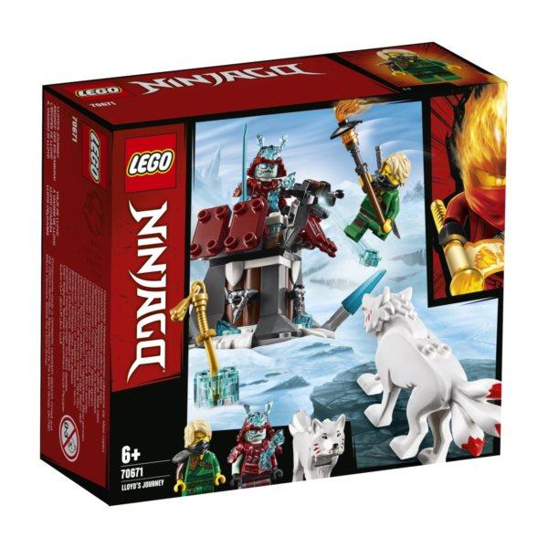 LEGO® NINJAGO® 70671 Lloydova cesta