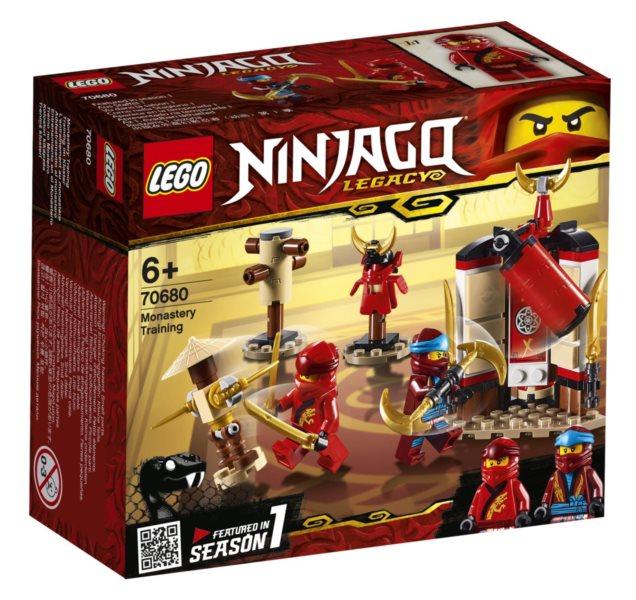LEGO® NINJAGO® 70680 Výcvik v klášteře
