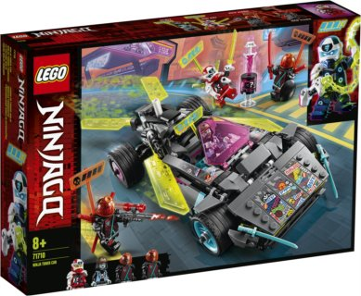 LEGO® NINJAGO® 71710 Vytuněný nindžabourák