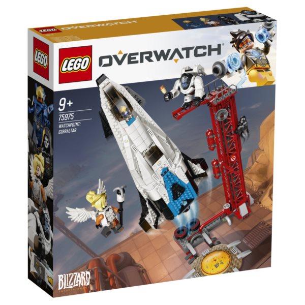 LEGO® Overwatch® 75975 Watchpoint: Gibraltar