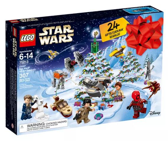 LEGO® Star Wars 75213 Adventní kalendář