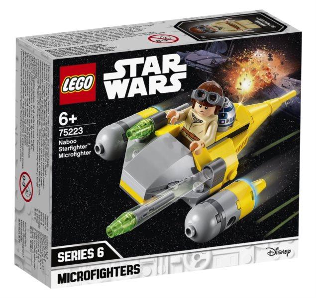 LEGO® Star Wars™ 75223 Mikrostíhačka Starfighter™ Naboo