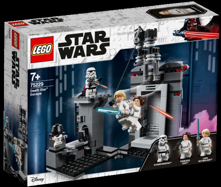 LEGO® Star Wars™ 75229 Únik z Hvězdy smrti