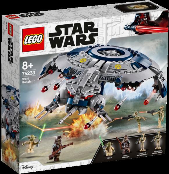 LEGO® Star Wars™ 75233 Dělová loď droidů