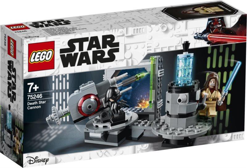 LEGO® Star Wars™ 75246 Dělo Hvězdy smrti