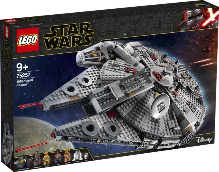 LEGO® Star Wars™ 75257 Millennium Falcon™