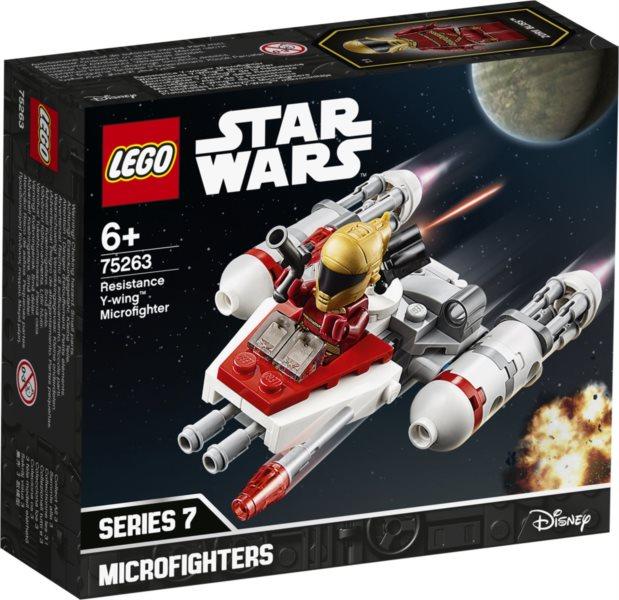 LEGO® Star Wars™ 75263 Mikrostíhačka Odboje Y-wing™