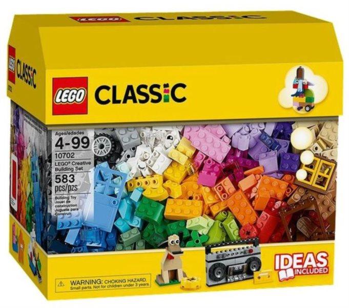 Stavebnice LEGO® Classic 10702 Tvořivá sada