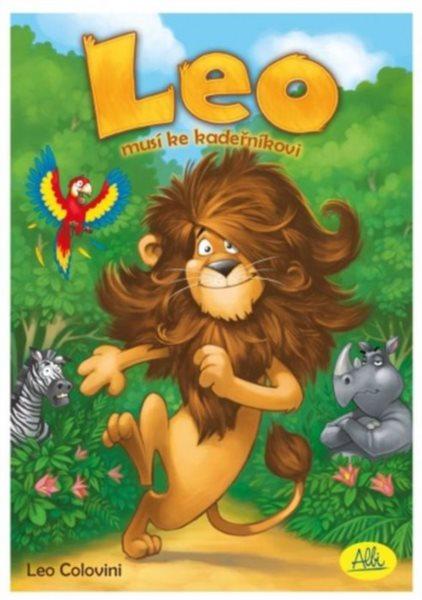 Rodinná hra Leo musí ke kadeřníkovi, ALBI