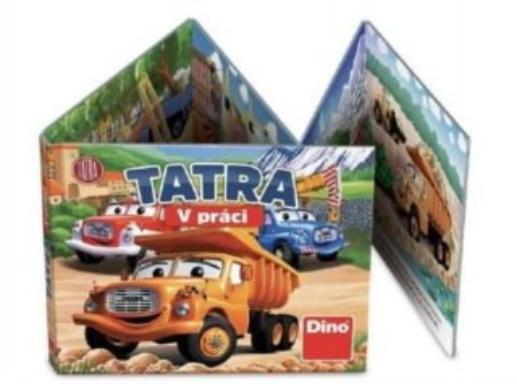 DINO Leporelo Tatra v práci