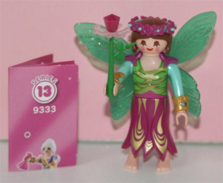 Playmobil 9333 Figurky pro holky - Lesní královna (série 13)
