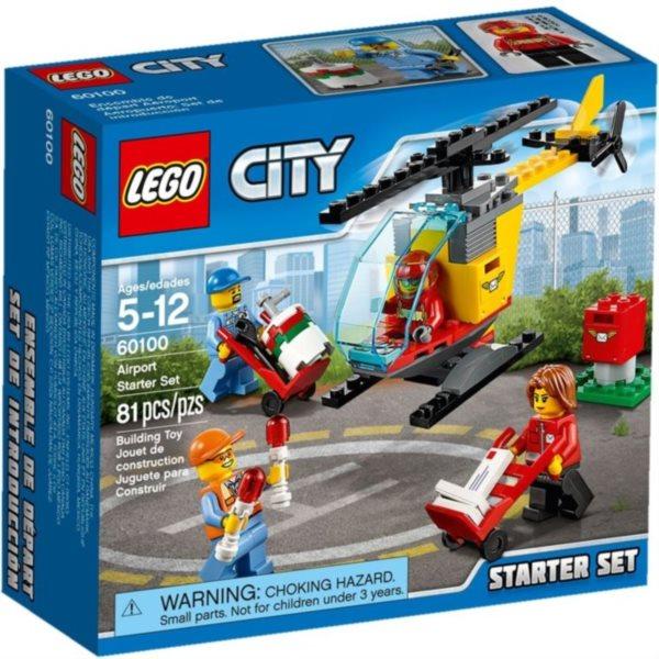 Stavebnice LEGO® City – 60100 Letiště - startovací sada