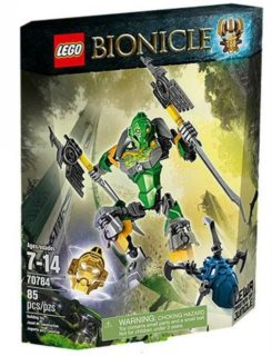 Stavebnice LEGO® Bionicle 70784 Lewa – Pán džungle