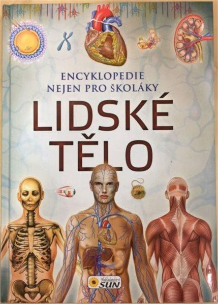 Kniha: Tajemná knížka: Lidské tělo, Nakladatelství SUN