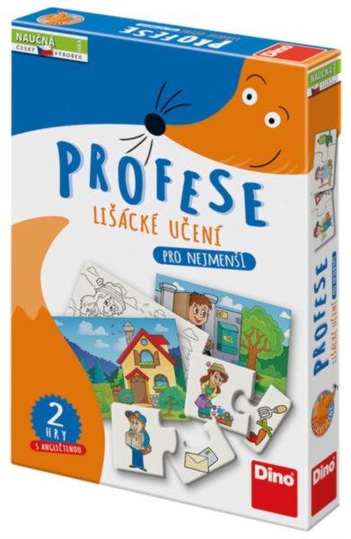 Lišácké učení: Profese, DINO
