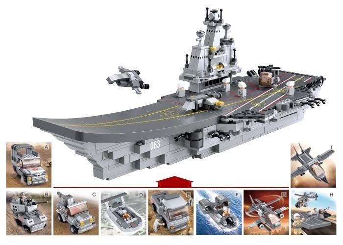 SLUBAN Loď 9v1