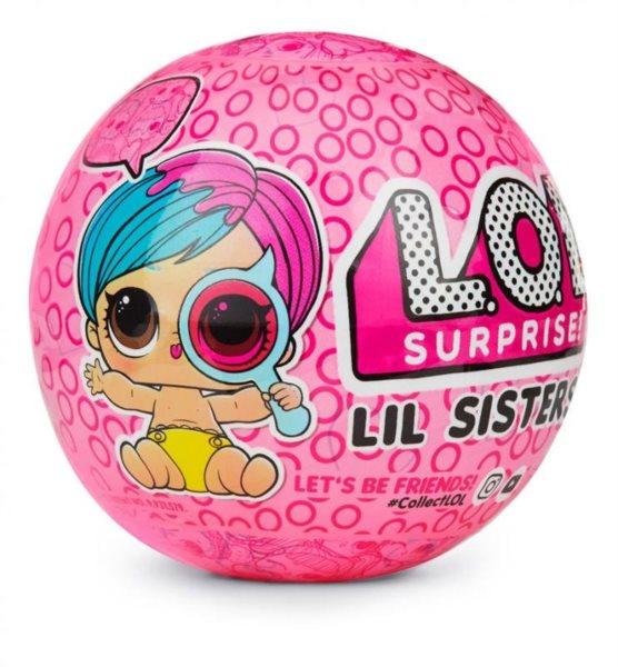 L.O.L. Surprise Lil Sisters (mix)