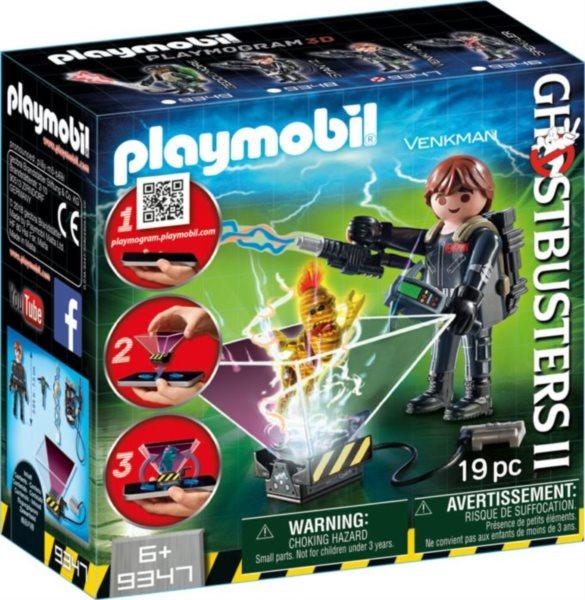 Playmobil 9347 Lovec duchů Peter Venkman