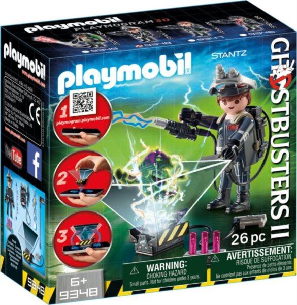 Playmobil 9348 Lovec duchů Raymond Stantz