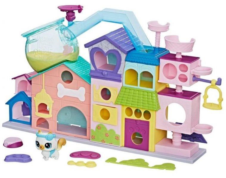 Hasbro Littlest Pet Shop LPS Domeček pro zvířátka