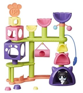 Littlest Pet Shop LPS Kočičí skrýš