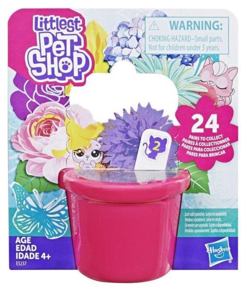 Hasbro Littlest Pet Shop LPS Květinová zvířátka 2ks - Překvapení v kelímku (mix)