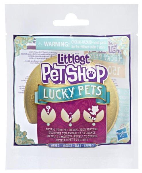 Hasbro Littlest Pet Shop LPS Magické zvířátko 1ks (mix)