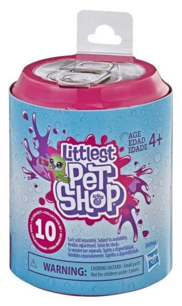 Hasbro Littlest Pet Shop LPS Zvířátko ukryté v plechovce (mix)