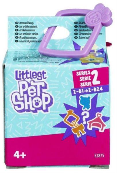 Hasbro Littlest Pet Shop LPS Série 2 Překvapení v krabičce (mix)