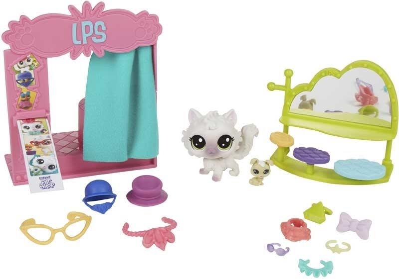 Littlest Pet Shop LPS Série 2 Tématický set Fotokoutek