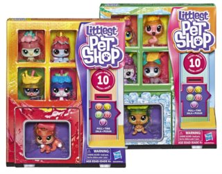 Hasbro Littlest Pet Shop LPS Set Automat na zvířátka (mix)