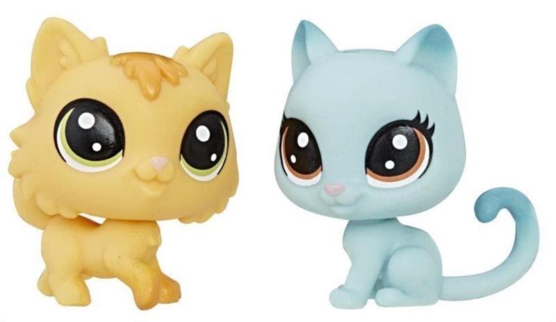 HASBRO LPS Set zvířátek 2 ks (kočky)