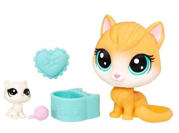 Littlest Pet Shop LPS Set zvířátek 2 ks (kočky)