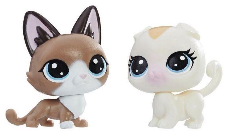 HASBRO LPS Set zvířátek 2 ks (kočičky)
