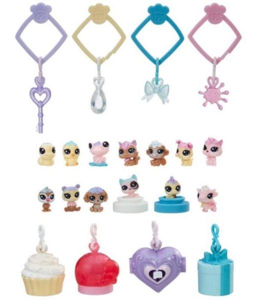 Hasbro Littlest Pet Shop LPS Série 2 Speciální kolekce Sada Frosting Frenzy 13 ks